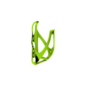 Cube HPP Flaschenhalter matt classic green'n'black